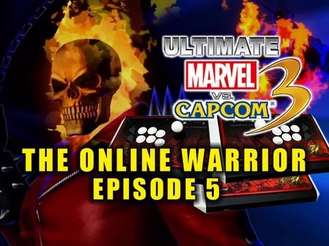 UMVC3 The Online Warrior: Episode Five 'Stick With It'