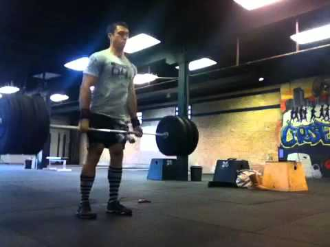 Jason Hoggan - deadlift/double-under - 10.31.12