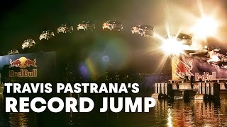 Vid�o Travis Pastrana jumps 269 feet in rally car! (HD!) par Red Bull (4467 vues)