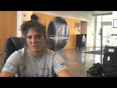 Interview with Mel Denham - USA Women's National Team 8/Flanker
