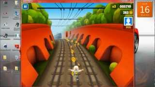 Comment obtenir Subway Surfer sur PC ? [FR]