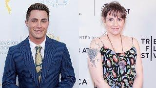 American Horror Story UNDER FIRE For Casting Colton Haynes & Lena Dunham