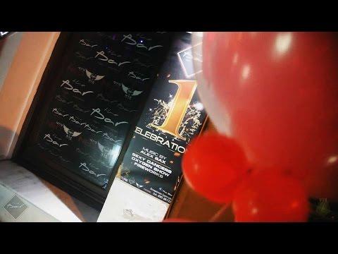 One Year Celebration @ The Bar 28 11 2014
