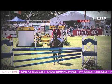 Live Eventing from Luhmuhlen 2012