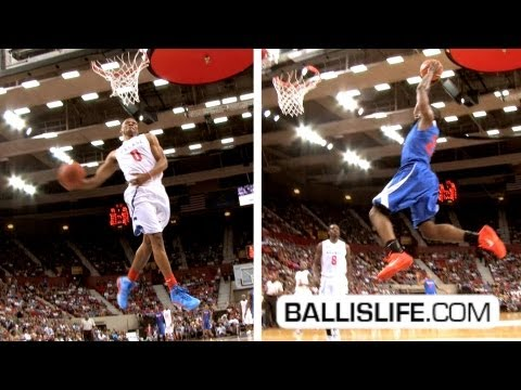 LeBron James, Russell Westbrook, Kevin Durant, CP3, James Harden In OKC Charity Game; Top 10 Plays
