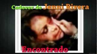 Cadaver de JENNY RIVERA Dead Body Imagenes Fuerte