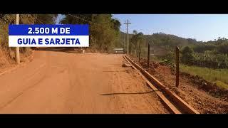 OBRAS - Pavimentação do Loteamento Giraldi - Serra Negra/SP