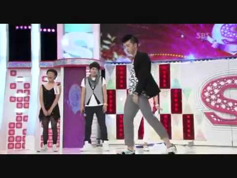 Star Kng Silly Dancing The Full Collection (WooYoung, 2PM & Super Junior), ssanti dance collection