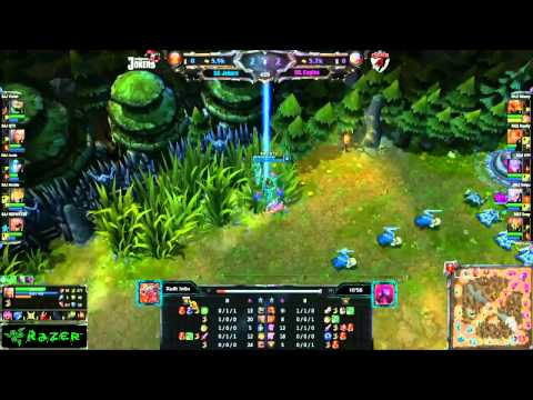 [GPL 2012] [Tuần 20] Saigon Jokers vs Manila Eagles  [11.11.2012]