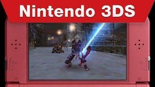 Nintendo 3DS Xenoblade Chronicles 3D Trailer