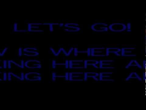 Calvin Harris feat Ne-Yo - Let´s Go [Lyrics]HD
