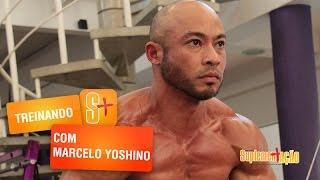 Marcelo Yoshino - Treino de Costas