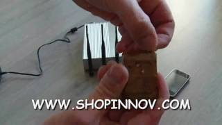 Brouilleur De GSM Puissant Portée 30 Mètres.mpg