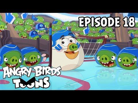 Angry Birds Toons - S2 E18 - Na ledu