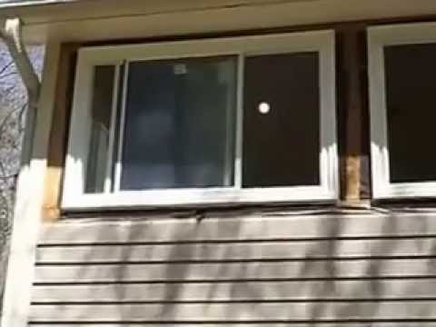 brick mold window installation youtube