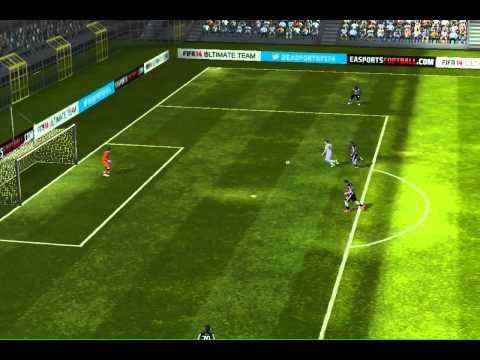 FIFA 14 iPhone/iPad - Caracas FC vs. PAOK