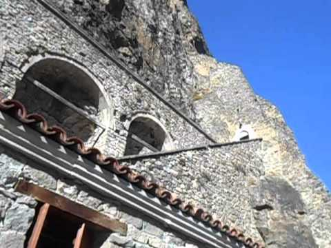 Touring Sumela Monastery   Part 1   Turkey   November 2013