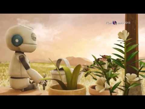 Thay pin -  Phim hoạt hình 3D buồn nhất