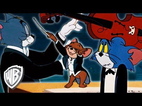 Tom a Jerry - nejlepší hudební scény