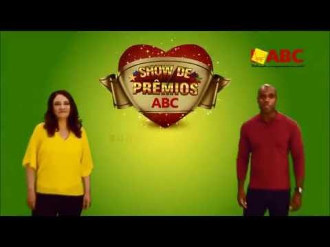 Ganhador do 6º sorteio - Show de Prêmios ABC