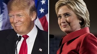 Clinton, Trump begin their first presidential debate - Liv..
