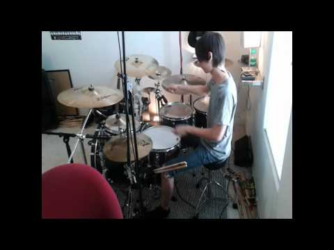 King For a Day(Ft. Kellin Quinn) Drum Cover - Pierce the Veil (Kaseyyydrums)
