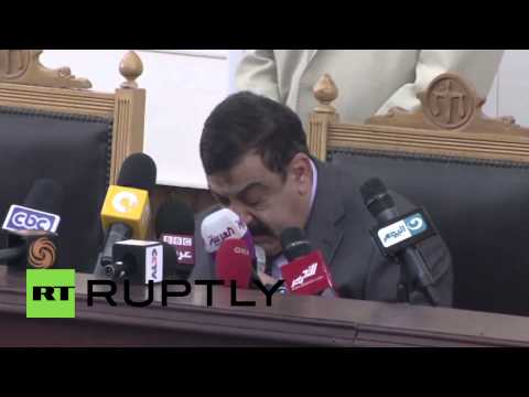 Egypt: Al-Jazeera journalists rage at sentencing in Cairo
