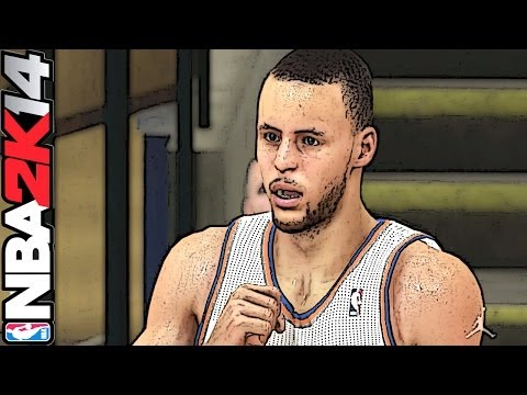 Nba 2k14|MyTeam Next Gen|Stephen Curry Coughing Up 3's| Road To Playoffs| Xbox One Ps4 Next Gen
