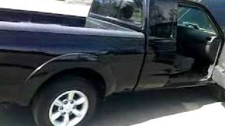 Nissan Frontier, 4x2, Standard, 4 Cilindros, 2003