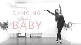 Dancing with Baby: Pregnant Ballerina Mary Helen Bowers