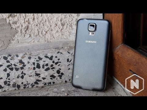 Samsung Galaxy S5 review (Bulgarian)