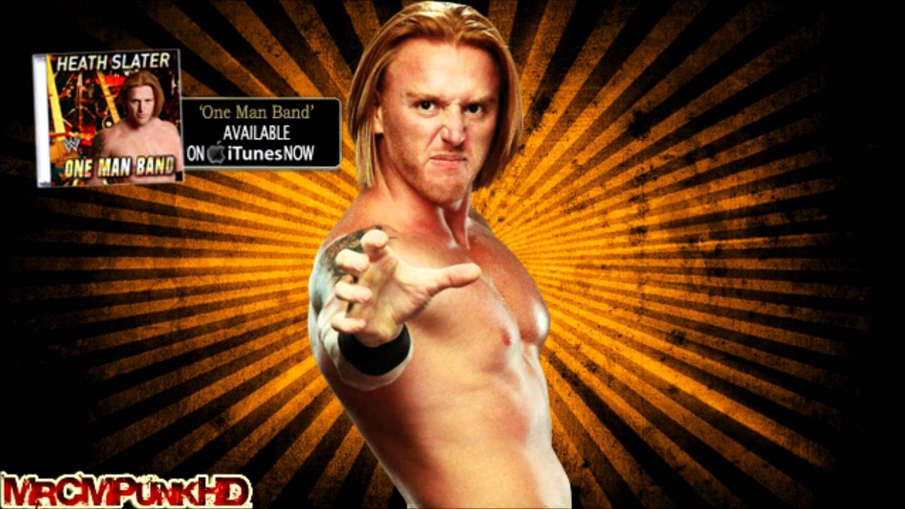 WWE: Heath Slater New ...