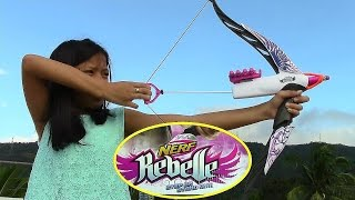Nerf Rebelle Heartbreaker Bow - Kids' Toys