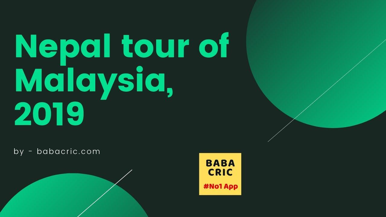 Prediction - Malaysia vs Nepal 2nd T20I - Draem11 Tips by Baba Cric