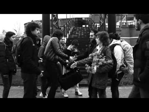Индекс или пасош? Силна видео порака од студентите што преку протести си ги бараат своите права