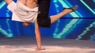America's Got Talent 2014 Auditions Andrey Moraru