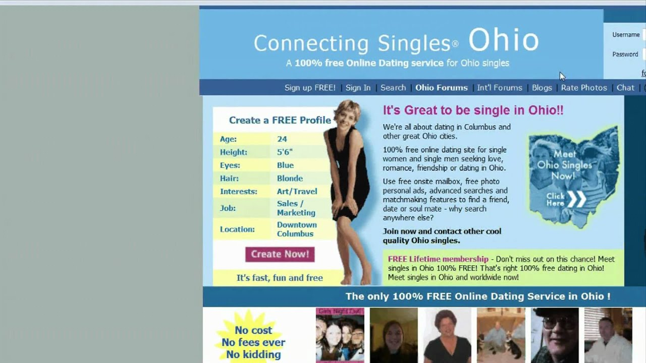 Free dating in cleveland
