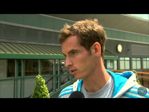 Andy Murray's Wimbledon fan quiz