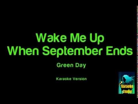 how to play wake me up when september ends