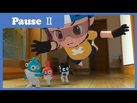 Ep48_PAUSE Ⅱ| Space Jungle S2 | Funny Cartoon | Kids Cartoon | COAN Studio