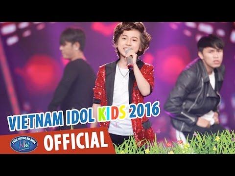 THẦN TƯỢNG ÂM NHẠC NHÍ 2016 - CHUNG KẾT - BANG BANG BANG - GIA KHIÊM - FULL HD