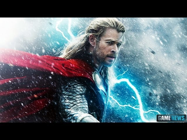 Thor 2 The Video Game Trailer
