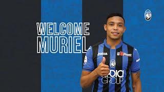 Luis Muriel, prime dichiarazioni ufficiali da giocatore dell'Atalanta