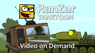Tanktoon - Video on demand