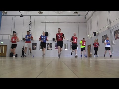 Special Constable fitness test
