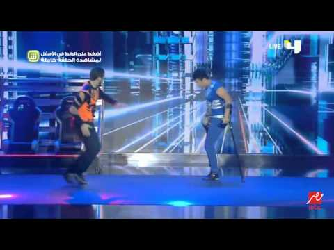 ����� � ������ ������ �� Arab�s Got Talent