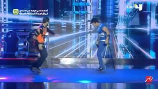 العبقري وبراهام - النصف نهائيات - عرب غوت تالنت 3 الحلقة 11