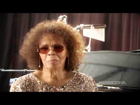 Tania Maria - interview & concert - JazzAscona, June 24th 2013