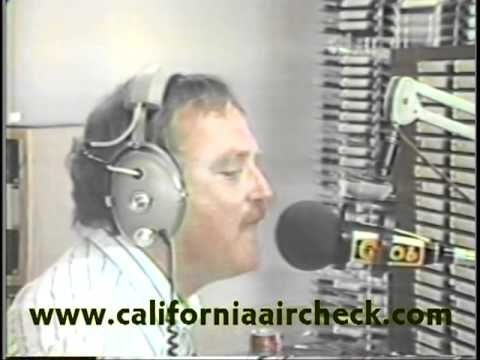 KKLQ Q-106 San Diego JoJo Cookin' Kincaid 1987 California Aircheck Video