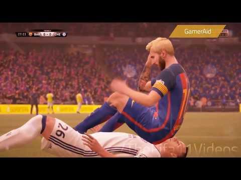 Best FIFA 17 FUNNY FAILS ● Goals, Skills